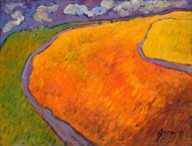La colline aux nuages dansant - PA16-18