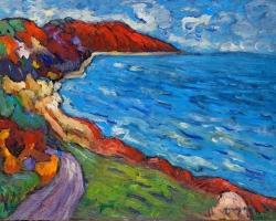 Sérénité d'un bleu horizon - PA16-19