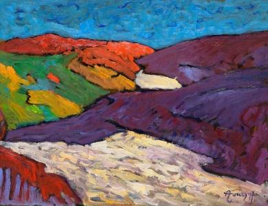 Dans un foisonnement de couleurs entre lumière et ombre - PA16-21