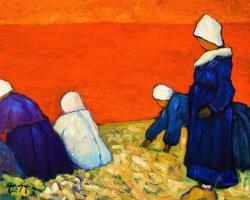 Le silence humanisé des bretonnes - SB13-01